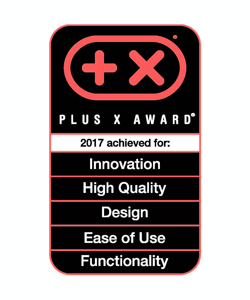 Plus X Award - SpeeDelight