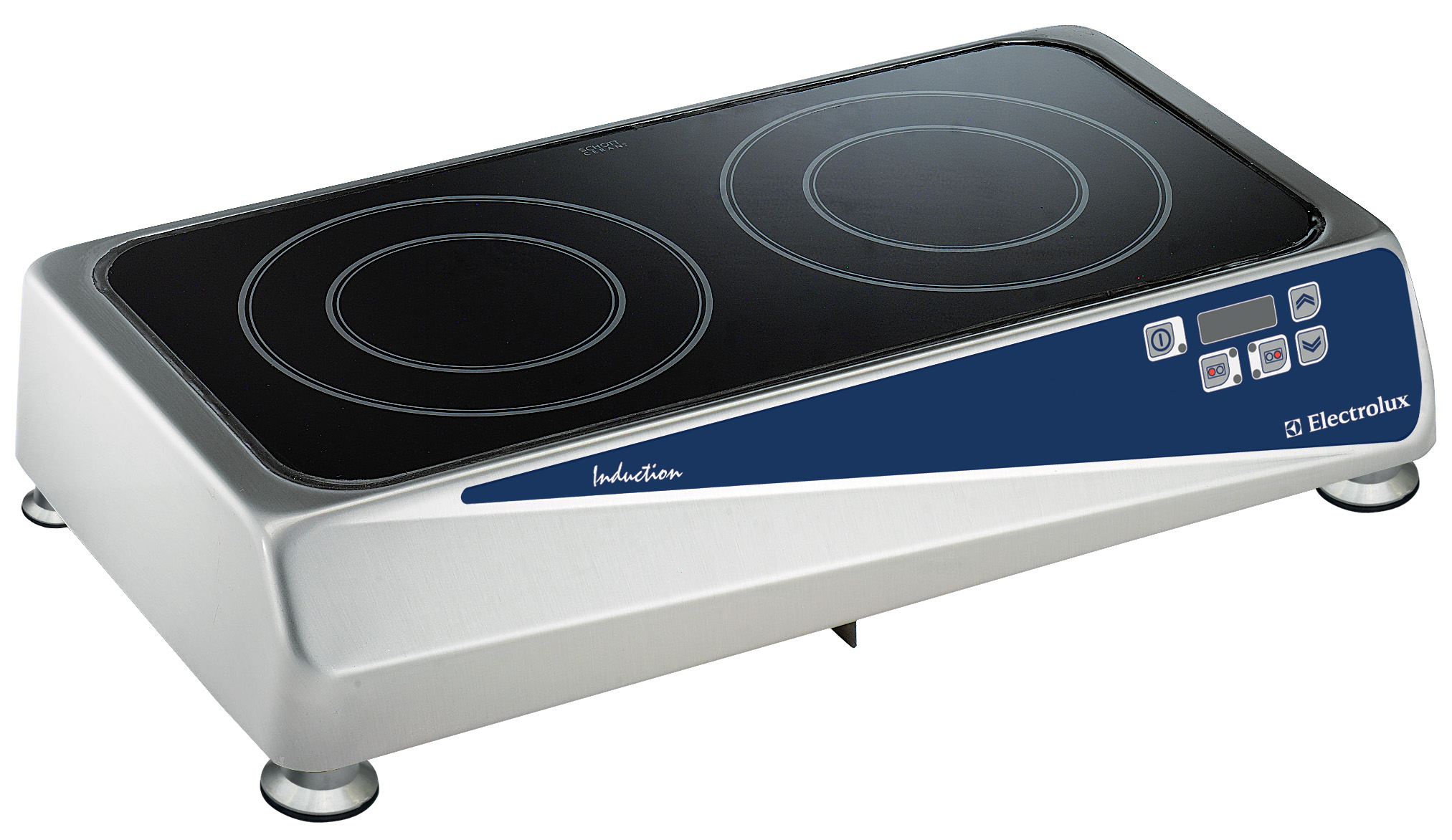 Electrolux DZC2 INDUCTION-2 ZONES-SIDE-BY-SIDE (Code 602107, Alias ...