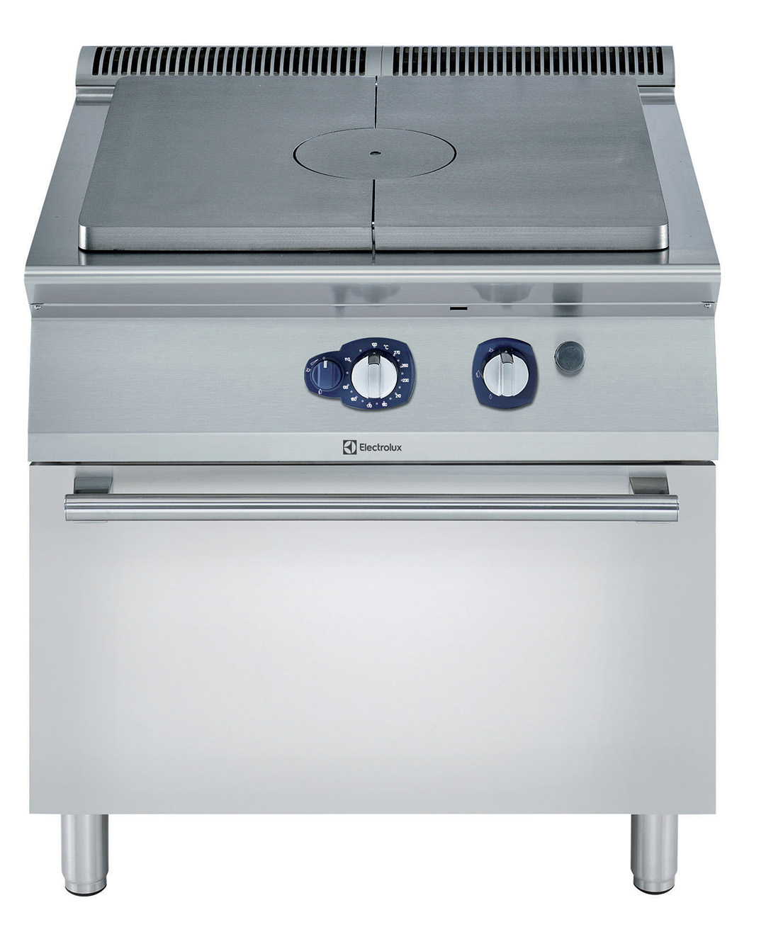 Electrolux E7STGH10G0 GAS SOLID TOP+OVEN 800 MM (Code 371008, Alias ...