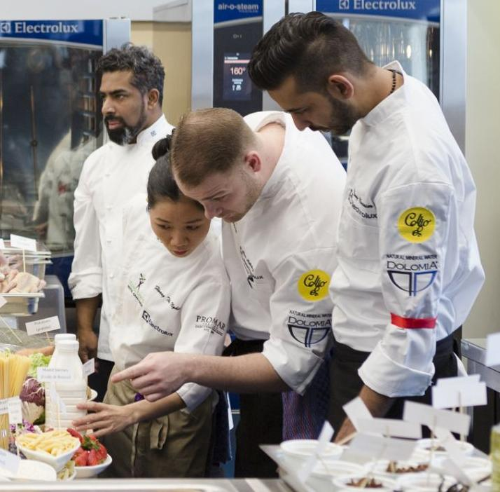 Young Chef Hotel Challenge