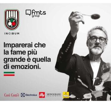 In Cibum: a lecture with Massimo Bottura