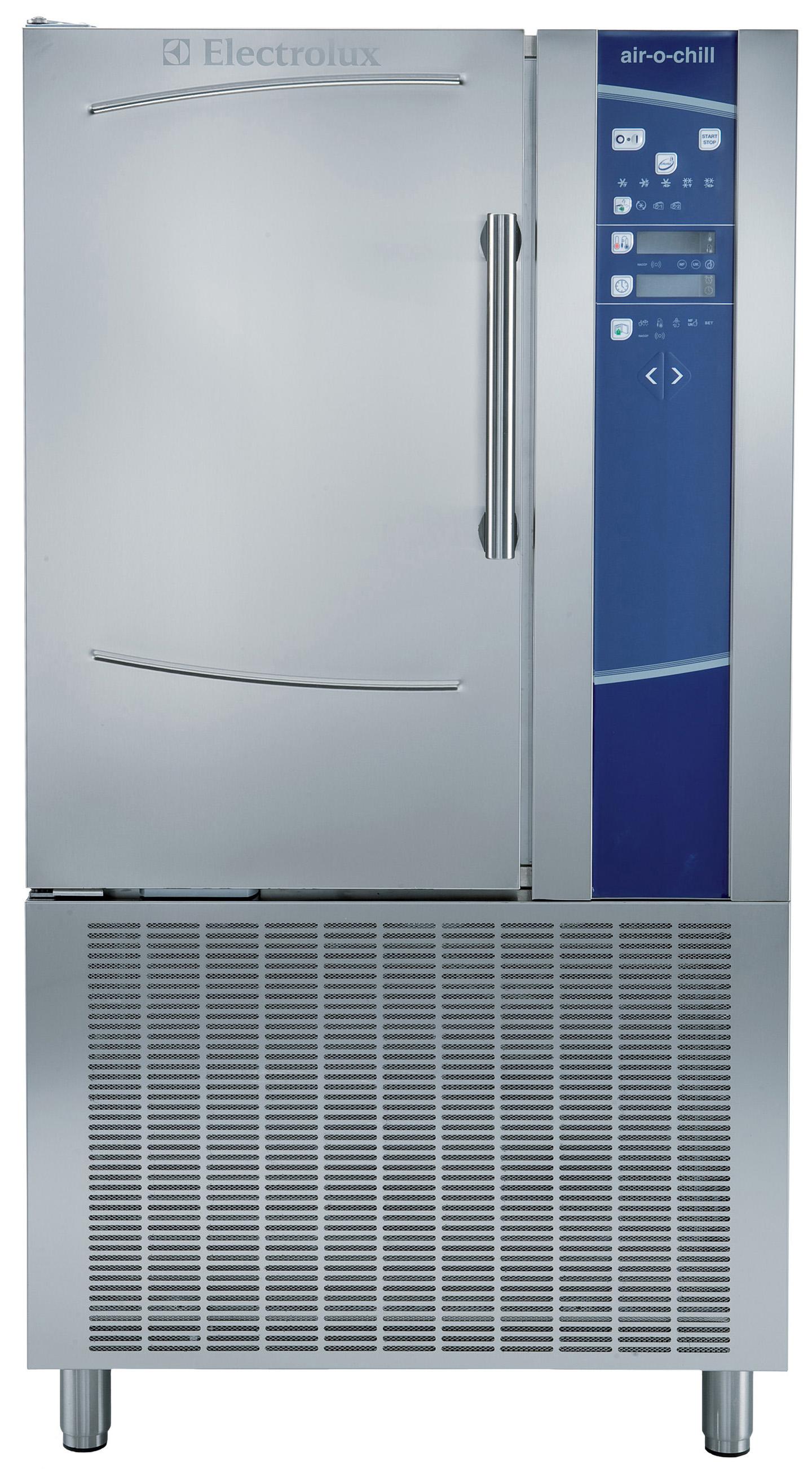 Electrolux AOFPS101C BLAST C/FREEZER 50/50KG 10 GN1/1 LW (Code ...