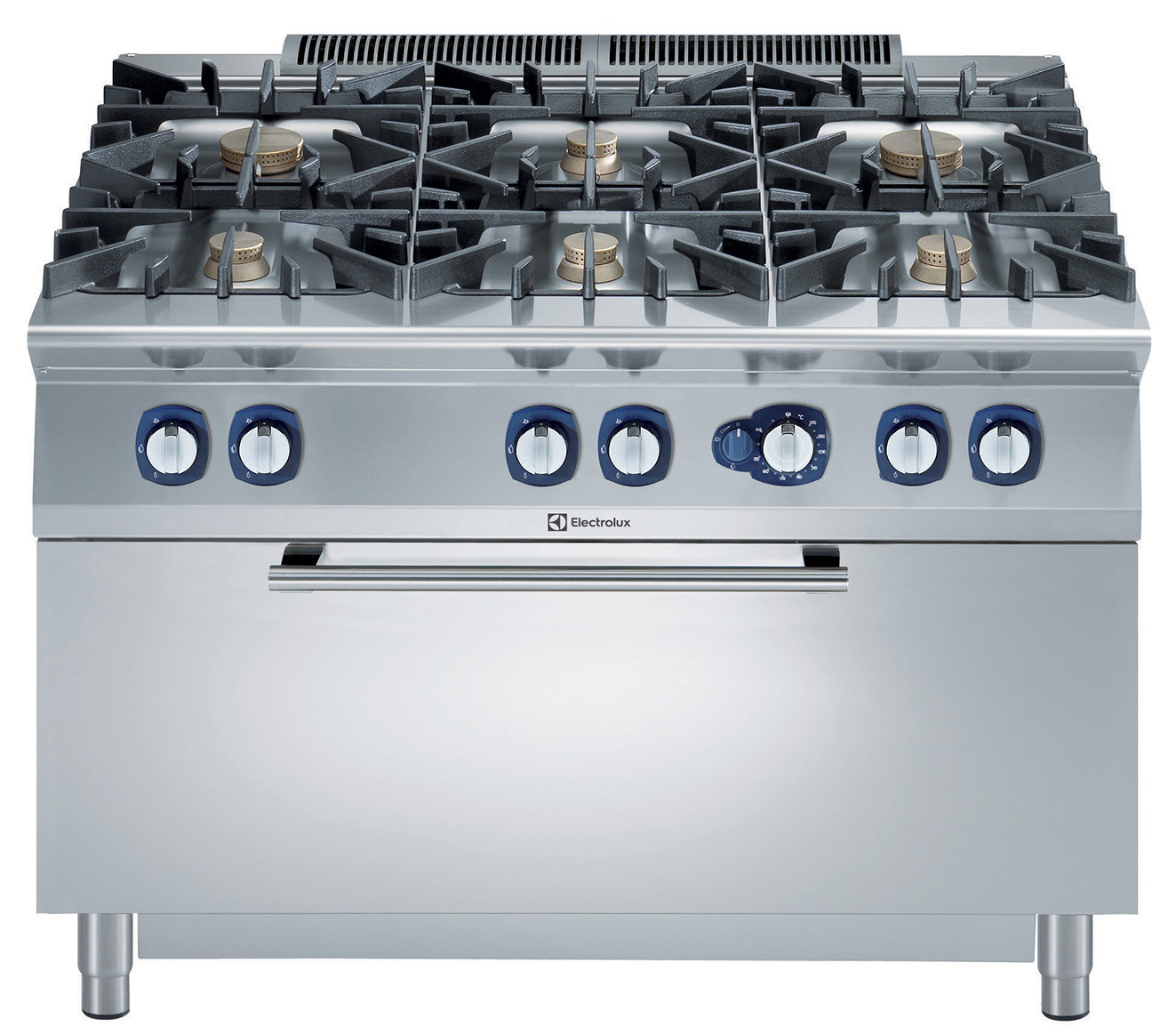 Gas Oven: Gas Oven Flame Adjustment