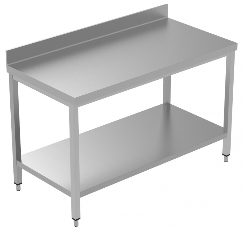 be97e342a Electrolux LSGTG1410E WORK TABLE 1400 MM+UPSTAND+LOWER SHELF (Code 134097)