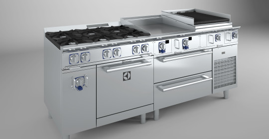 Electrolux Professional Modular Cooking Empower Line Price