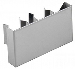 Electrolux 9AC76 FRONT.KICK.STRIP F.CONCRETE INST.1200 MM (Code 206151), Alias 8PDX206151