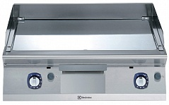 Electrolux E7FTGHCS00 GAS FRY TOP-SMOOTH CHROME PLATE 800 MM (Code 371038), Alias 9PDX371038