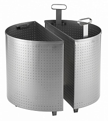 Electrolux COLAP2100 2SECTION UNIVERSAL BASKET FOR 100LT PANS (Code 925018), Alias 8EXT925018