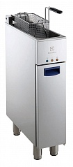 Electrolux EXFREB1BFF 9 LT ELECTRIC FRYER-1 WELL+1 BASK-415V (Code 285559), Alias 9PDX285559