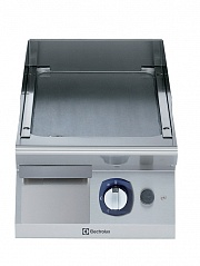 Electrolux E7FTGDSS00 GAS FRY TOP-SMOOTH PLATE 400 MM (Code 371029), Alias 9PDX371029
