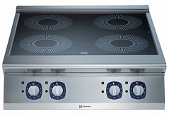 Electrolux E9INEH4008 ELECTRIC INDUCTIONCOOKING TOP 800MM-400V (Code 391278), Alias 9PDX391278