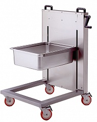 Electrolux TRBR TROLLEY WITH LIFTING & REMOVABLE TANK (Code 922403), Alias 8IIU922403